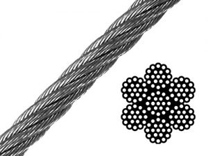 Wire Rope 6x19 IWRC