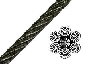 Wire Rope 6x36 IWRC