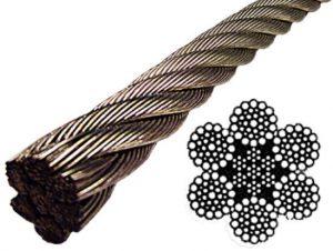 Wire Rope 6x37 IWRC